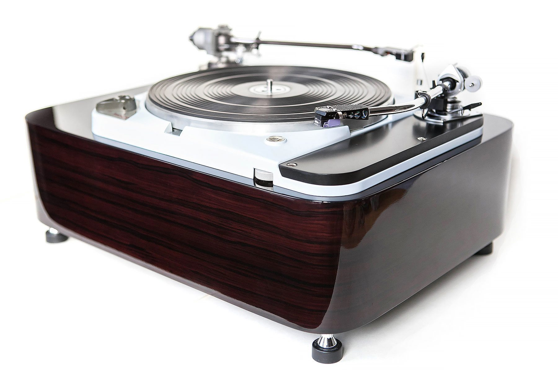 Thorens TD 124 Restoration, Repair and Upgrade | Monoment