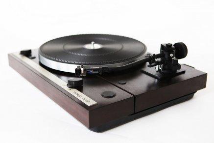 Vintage Turntables: Restoration, Upgrade and Online Store