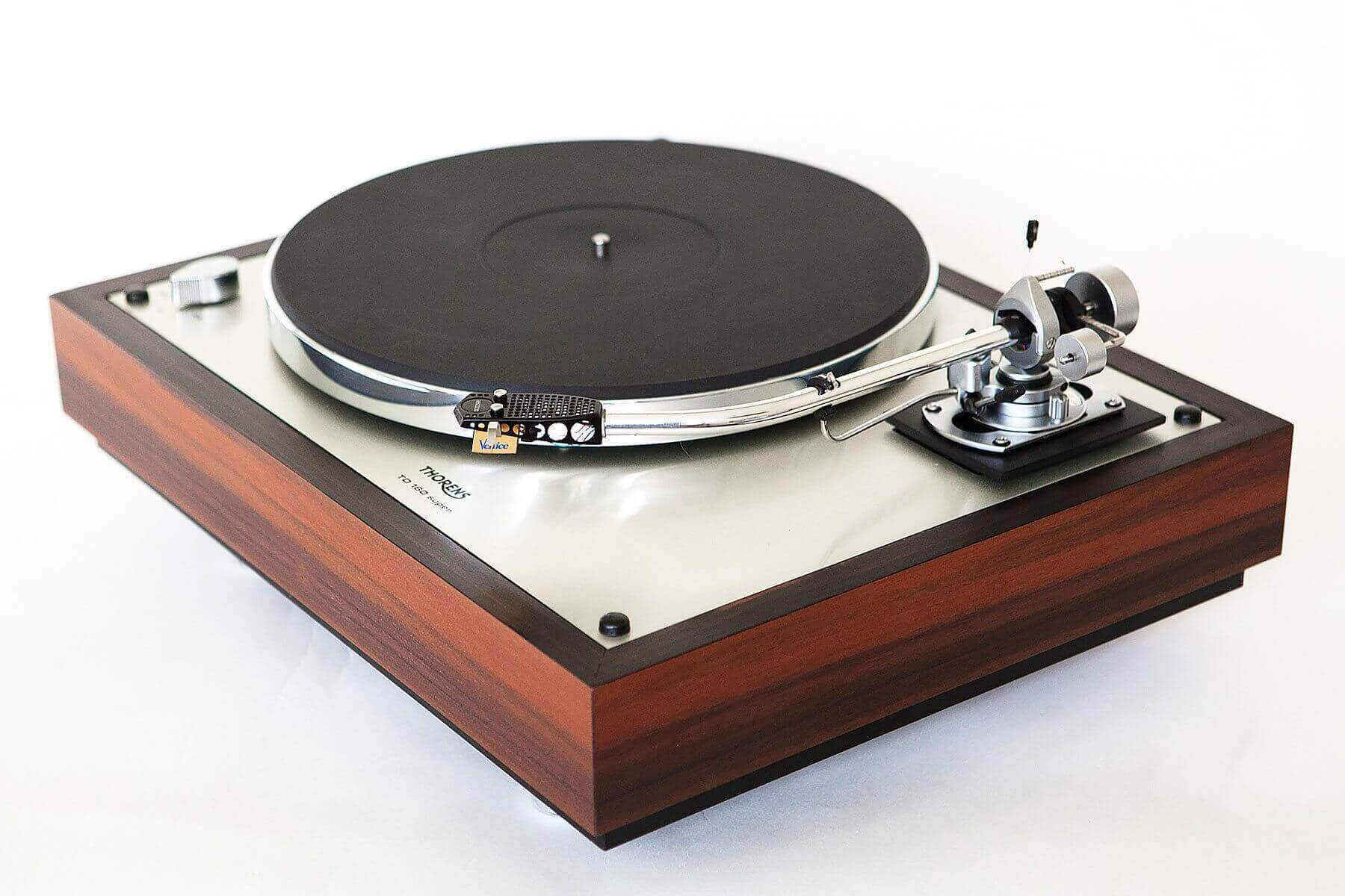 Thorens TD 160 Super with SME 3009 Tonearm | Monoment